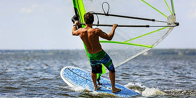 Competition Amateur Windsurf Belgium - Hairy-5771