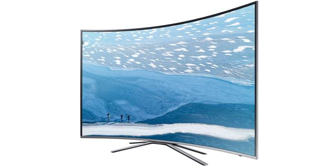 Samsung Curved Smart LED: Ultra HD με… καμπύλες