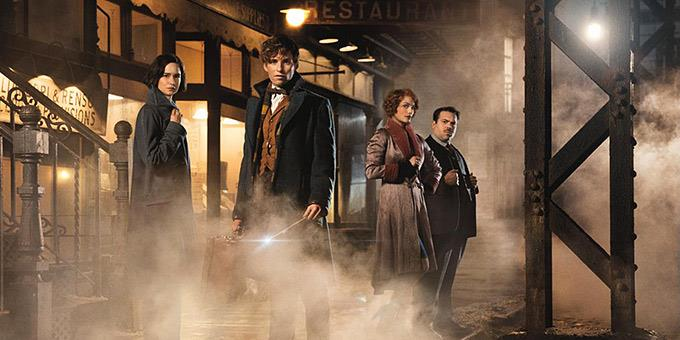 Είδαμε το Fantastic Beasts and Where to Find Them