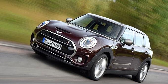 Mini Clubman One D: Μια διαφορετική ιδέα