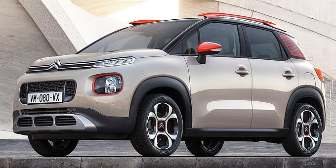 citroen c3 aircross crossover. Black Bedroom Furniture Sets. Home Design Ideas