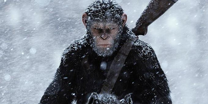 Είδαμε το War for the Planet of the Apes