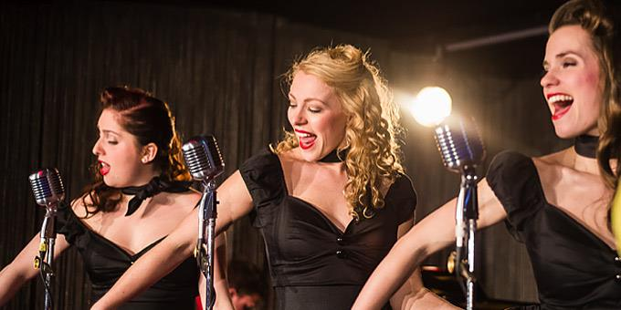 The Airlettes: Swing and boogie στο Half Note