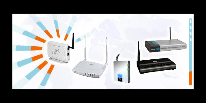 Home wireless routers: Καλώδια τέλος!