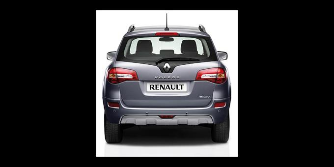 renault koleos 4x4. Black Bedroom Furniture Sets. Home Design Ideas