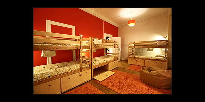 TOP 10 HOSTELS - 460 - 4