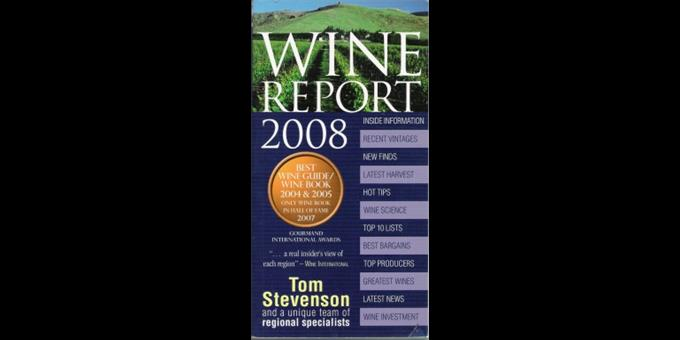 Wine Report 2008 - Out now!
