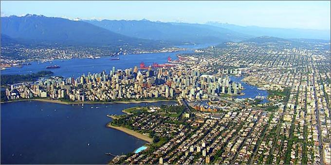 CITIES TO LIVE VANCOUVER 600