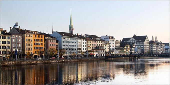 CITIES TO LIVE ZURICH 600