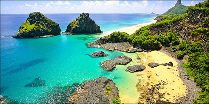 TOP TROPICAL PARADISES-600