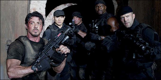 EXPENDABLES - 600 - 2