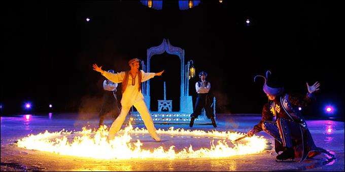 ALADDIN ON ICE - 600 - 1