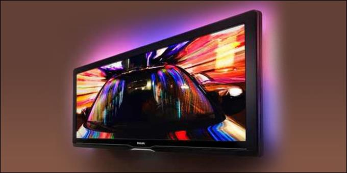 3D TV - 600 - philips
