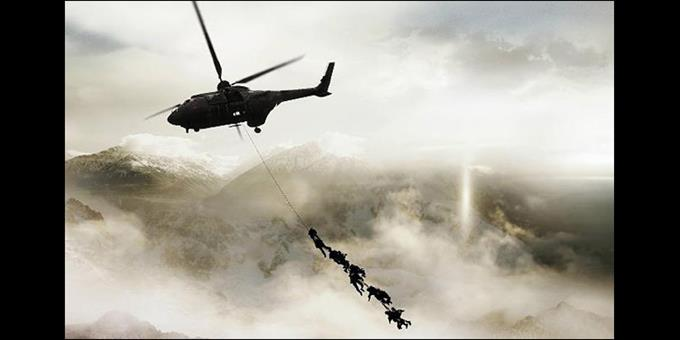 SPECIAL FORCES - GAL - 1